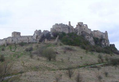 Odhalená zrúcanina hradu Ruske